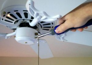Hunter Ceiling Fan Light Kit Installation